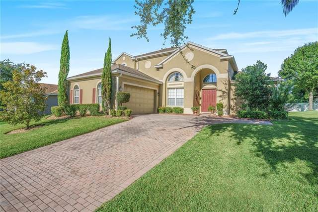 4436 Harts Cove Way, Clermont, FL 34711 (MLS #O5882000) :: Team Bohannon Keller Williams, Tampa Properties