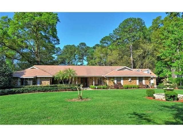 122 Polo Lane, Sanford, FL 32771 (MLS #O5882014) :: Team Bohannon Keller Williams, Tampa Properties