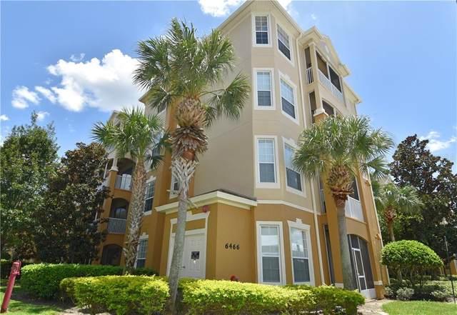 6466 Cava Alta Drive #103, Orlando, FL 32835 (MLS #O5882054) :: Team Bohannon Keller Williams, Tampa Properties