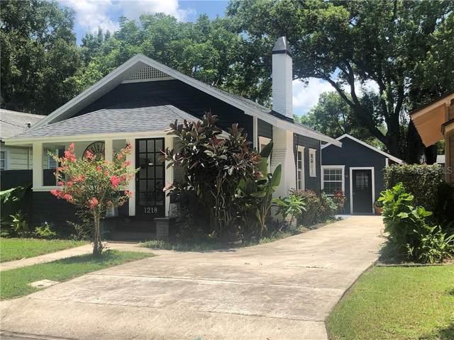 1218 Montana Street, Orlando, FL 32803 (MLS #O5882101) :: Team Bohannon Keller Williams, Tampa Properties