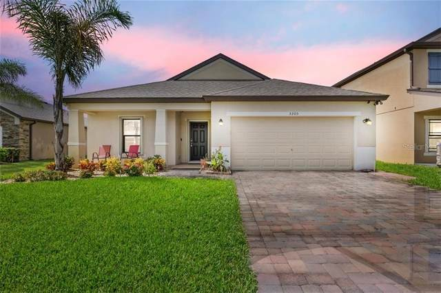 5305 Brilliance Circle, Cocoa, FL 32926 (MLS #O5882115) :: Team Bohannon Keller Williams, Tampa Properties