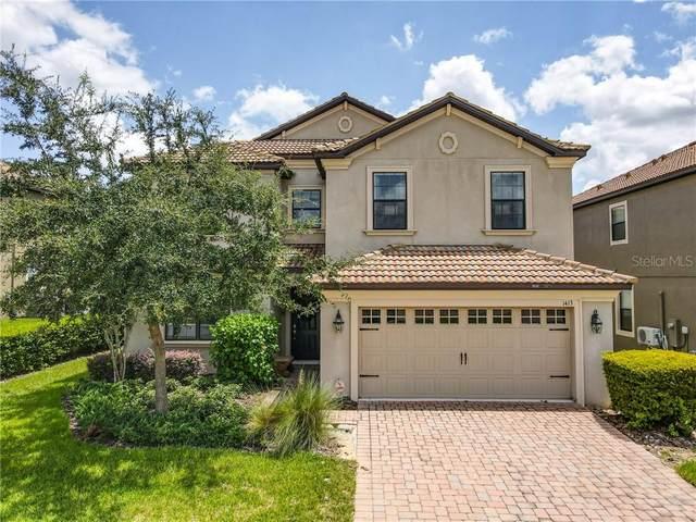 1413 Rolling Fairway Drive, Davenport, FL 33896 (MLS #O5882184) :: Team Bohannon Keller Williams, Tampa Properties
