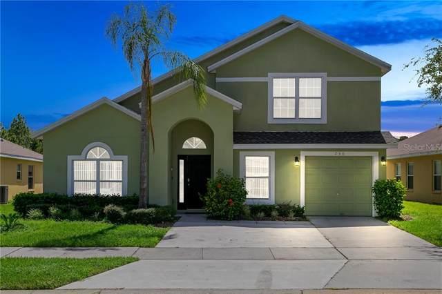 250 Sandy Ridge Drive, Davenport, FL 33896 (MLS #O5882263) :: Team Bohannon Keller Williams, Tampa Properties