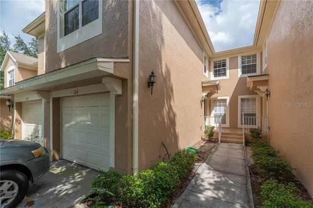 2525 San Tecla Street #104, Orlando, FL 32835 (MLS #O5882264) :: Team Bohannon Keller Williams, Tampa Properties