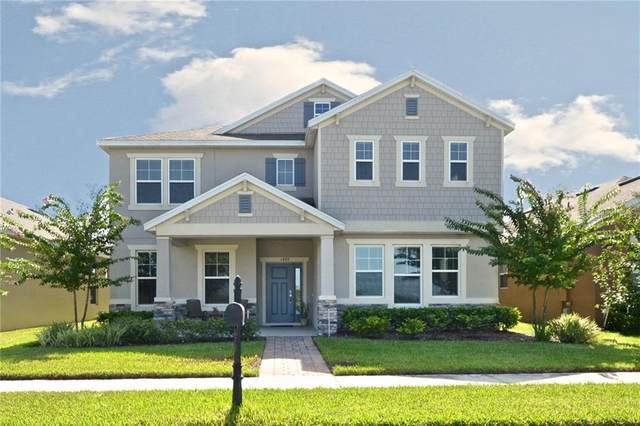 1493 Reflection Cove, Saint Cloud, FL 34771 (MLS #O5882266) :: Keller Williams on the Water/Sarasota