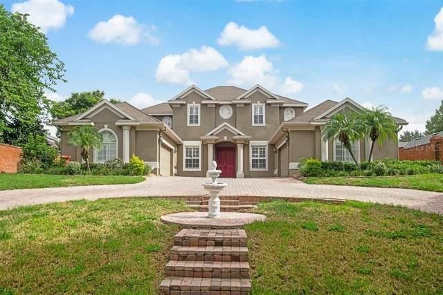 3534 King George Drive, Orlando, FL 32835 (MLS #O5882319) :: Florida Real Estate Sellers at Keller Williams Realty