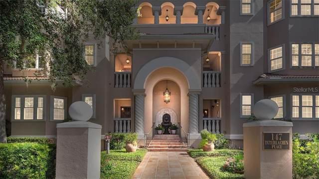 147 S Interlachen Avenue #301, Winter Park, FL 32789 (MLS #O5882425) :: Dalton Wade Real Estate Group