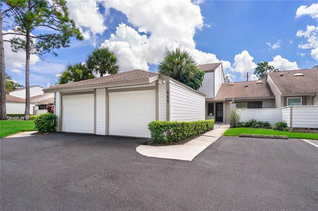 449 Warrenton Road #449, Winter Park, FL 32792 (MLS #O5882479) :: Real Estate Chicks