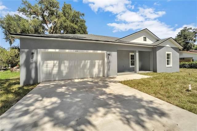 454 S Sparkman Avenue, Orange City, FL 32763 (MLS #O5882506) :: The Duncan Duo Team