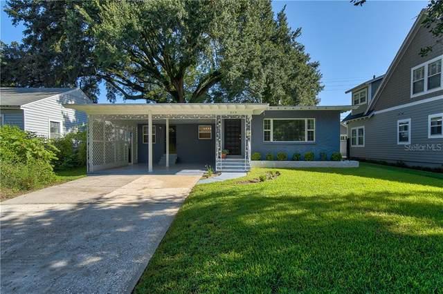 515 W Harvard Street, Orlando, FL 32804 (MLS #O5882513) :: Griffin Group