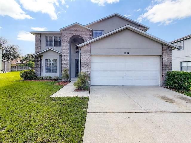 1297 Falconcrest Boulevard, Apopka, FL 32712 (MLS #O5882516) :: Team Bohannon Keller Williams, Tampa Properties
