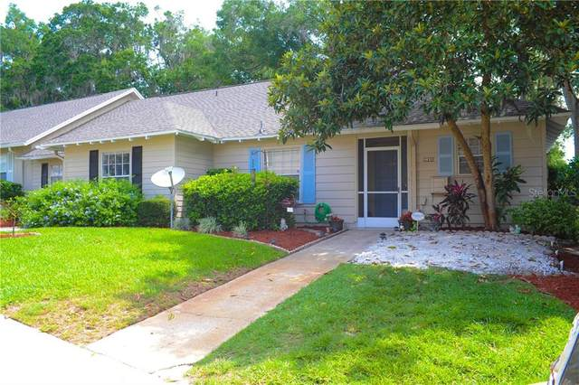 1196 Villa Lane #126, Apopka, FL 32712 (MLS #O5882560) :: Team Bohannon Keller Williams, Tampa Properties