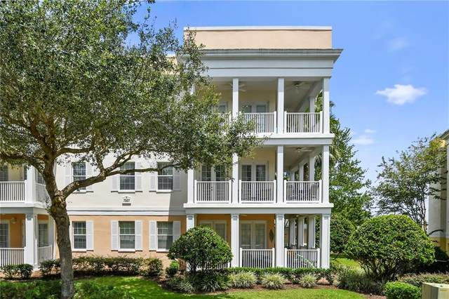 7507 Mourning Dove Circle #201, Reunion, FL 34747 (MLS #O5882579) :: Florida Real Estate Sellers at Keller Williams Realty