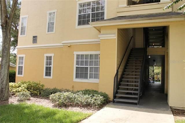 2652 Robert Trent Jones Drive #510, Orlando, FL 32835 (MLS #O5882653) :: Florida Real Estate Sellers at Keller Williams Realty