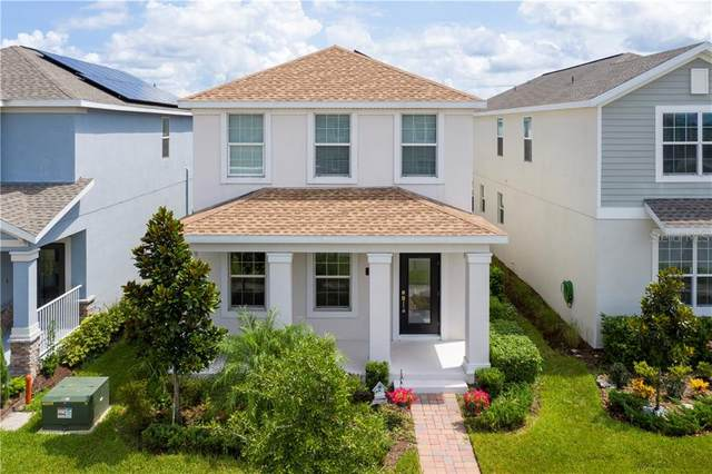 12233 Sonnet Avenue, Orlando, FL 32832 (MLS #O5882744) :: The Light Team