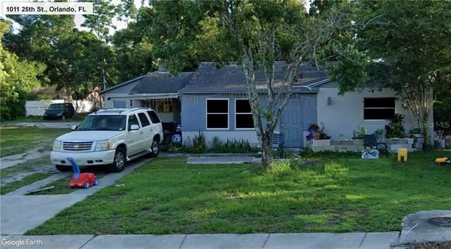 1011 25TH Street, Orlando, FL 32805 (MLS #O5882770) :: Bridge Realty Group