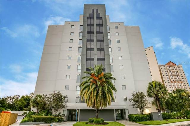 6165 Carrier Drive #2108, Orlando, FL 32819 (MLS #O5882827) :: Sarasota Property Group at NextHome Excellence
