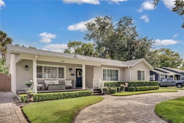 1207 Stetson Street, Orlando, FL 32804 (MLS #O5882940) :: Griffin Group