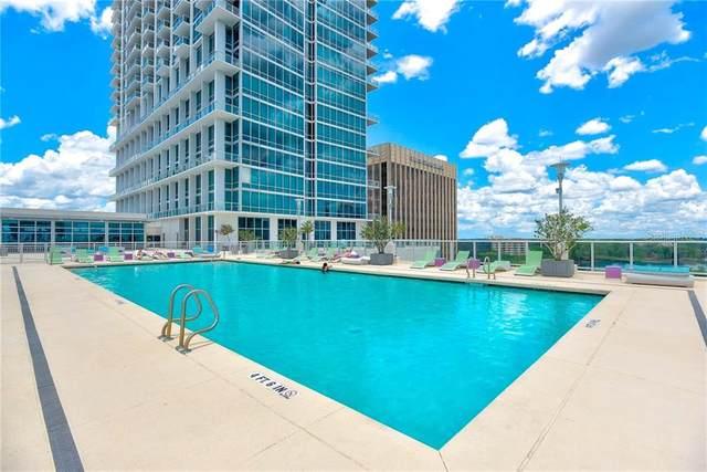 150 E Robinson Street #3006, Orlando, FL 32801 (MLS #O5882981) :: Dalton Wade Real Estate Group