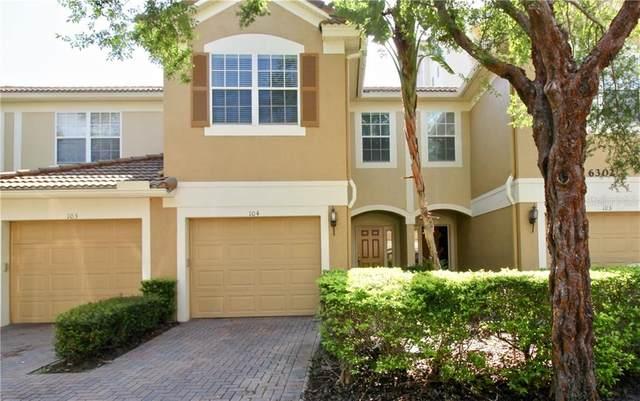 6302 Daysbrook Drive #104, Orlando, FL 32835 (MLS #O5883039) :: Dalton Wade Real Estate Group