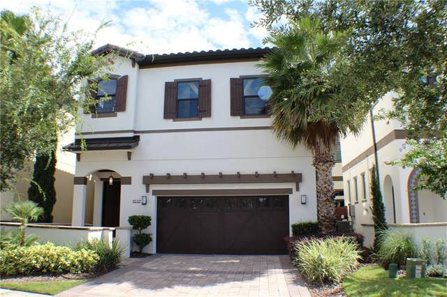 8137 Via Vittoria Way, Orlando, FL 32819 (MLS #O5883096) :: Florida Real Estate Sellers at Keller Williams Realty