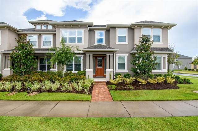 7811 Gamemaster Avenue, Orlando, FL 32832 (MLS #O5883100) :: The Light Team
