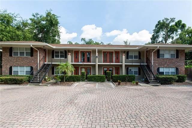 719 Mount Vernon Street Unit 5, Orlando, FL 32803 (MLS #O5883102) :: Dalton Wade Real Estate Group
