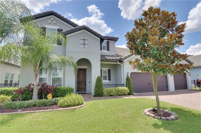 2730 Meadow Sage Court, Oviedo, FL 32765 (MLS #O5883116) :: Pepine Realty