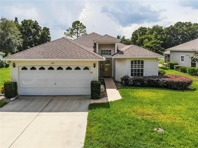 411 Juniper Way, Tavares, FL 32778 (MLS #O5883306) :: The Duncan Duo Team