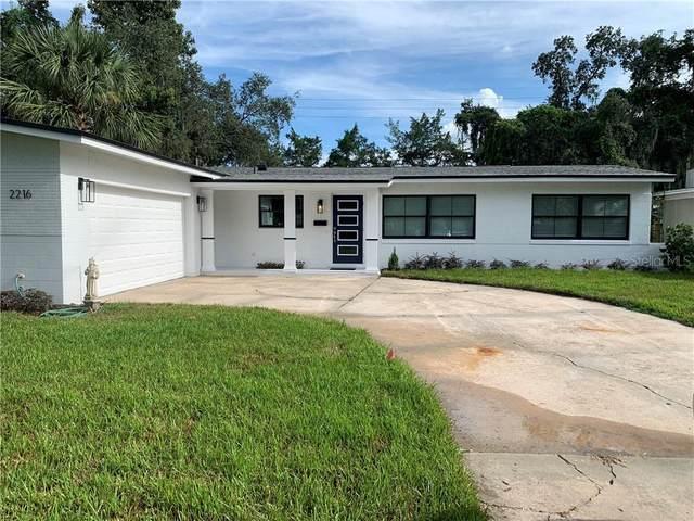 2216 Woodcrest Drive, Winter Park, FL 32792 (MLS #O5883452) :: Team Bohannon Keller Williams, Tampa Properties