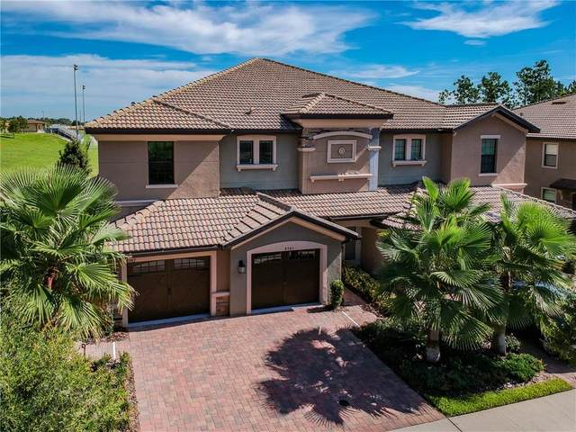 8987 Azalea Sands Lane #2701, Davenport, FL 33896 (MLS #O5883467) :: The Light Team