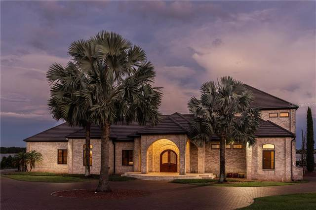 8310 Cherry Lake Road, Groveland, FL 34736 (MLS #O5883486) :: Delgado Home Team at Keller Williams
