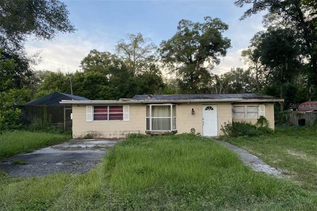 Address Not Published, Dade City, FL 33523 (MLS #O5883503) :: Gate Arty & the Group - Keller Williams Realty Smart