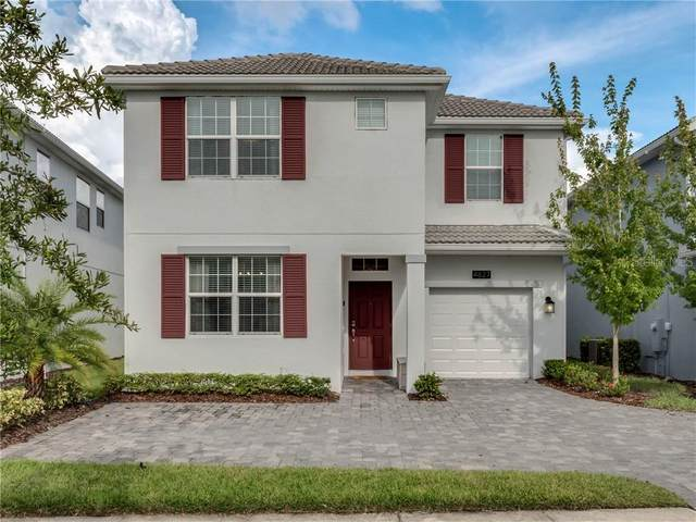 4827 Kings Castle Circle, Kissimmee, FL 34746 (MLS #O5883530) :: The Light Team