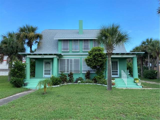 1219 Ruger Pl, Daytona Beach, FL 32118 (MLS #O5883565) :: Lockhart & Walseth Team, Realtors