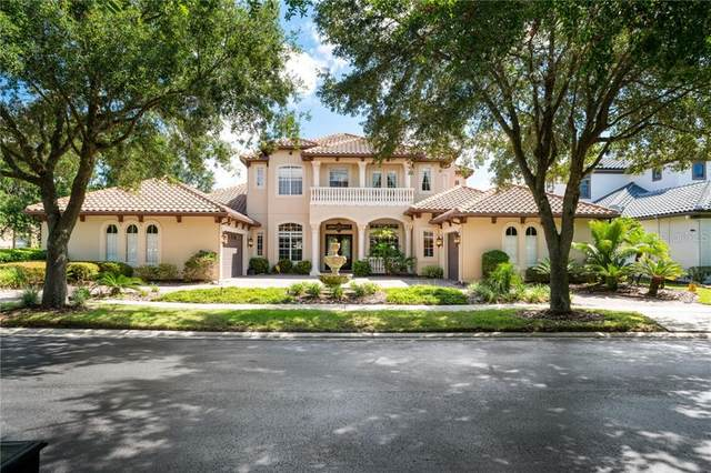 1468 Langham Terrace, Lake Mary, FL 32746 (MLS #O5883609) :: Visionary Properties Inc