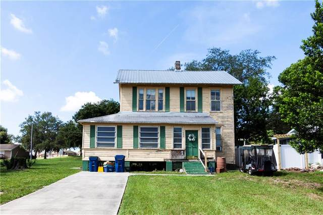 666 E Warner Street, Groveland, FL 34736 (MLS #O5883621) :: Lockhart & Walseth Team, Realtors