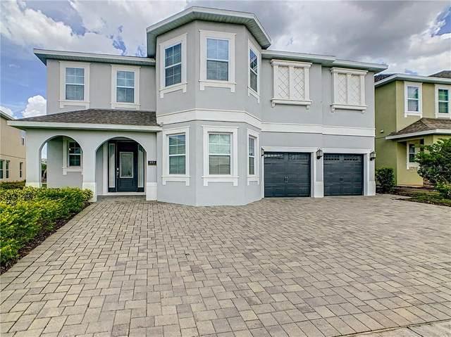 251 Falls Drive, Kissimmee, FL 34747 (MLS #O5883689) :: Pepine Realty