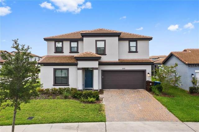 200 Aidans Landing, Haines City, FL 33844 (MLS #O5883787) :: Griffin Group