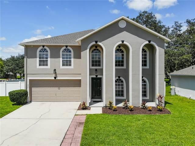 486 Granite Circle, Chuluota, FL 32766 (MLS #O5883831) :: New Home Partners