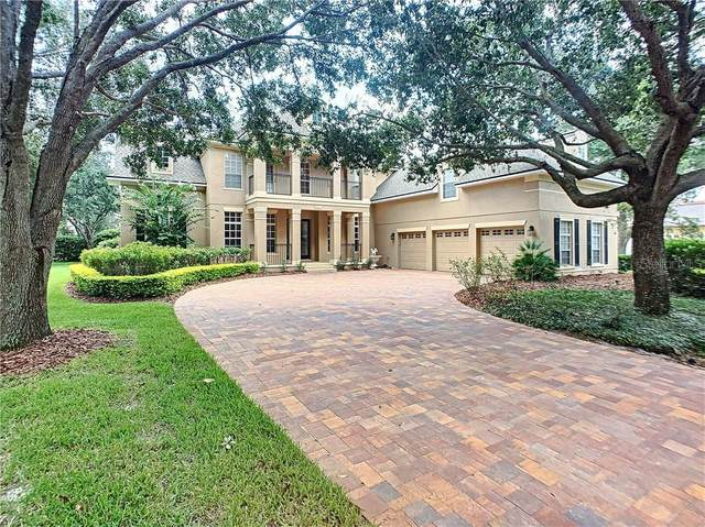 8409 Tibet Butler Drive #1, Windermere, FL 34786 (MLS #O5883872) :: The Duncan Duo Team