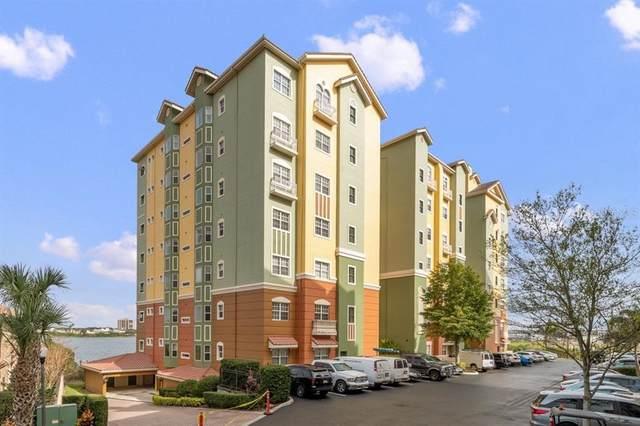 8743 The Esplanade #20, Orlando, FL 32836 (MLS #O5883885) :: Rabell Realty Group