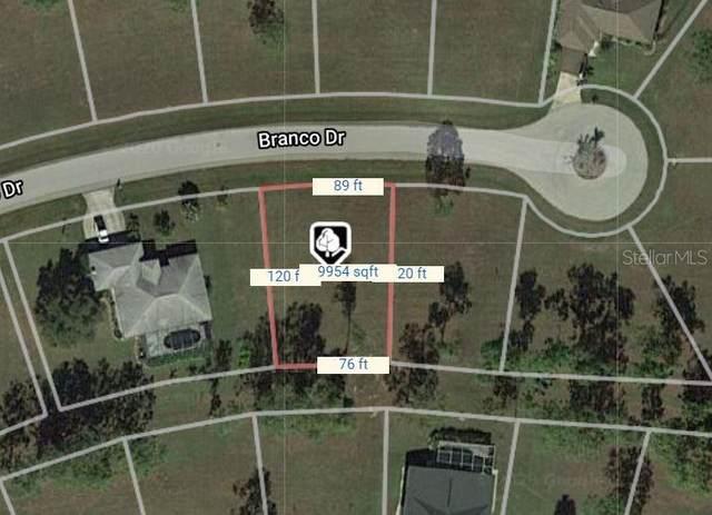 16222 Branco Drive, Punta Gorda, FL 33955 (MLS #O5884001) :: Burwell Real Estate