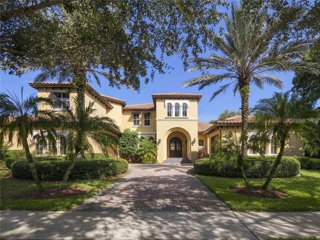 6814 Valhalla Way, Windermere, FL 34786 (MLS #O5884049) :: Florida Real Estate Sellers at Keller Williams Realty