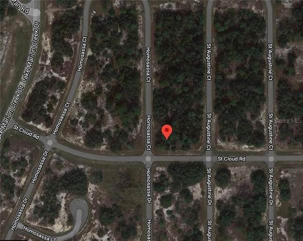 1301 Homosassa Court, Poinciana, FL 34759 (MLS #O5884072) :: Cartwright Realty