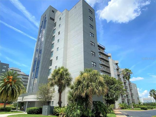 6165 Carrier Drive #2702, Orlando, FL 32819 (MLS #O5884213) :: Burwell Real Estate
