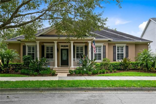 Address Not Published, Orlando, FL 32827 (MLS #O5884393) :: Florida Real Estate Sellers at Keller Williams Realty