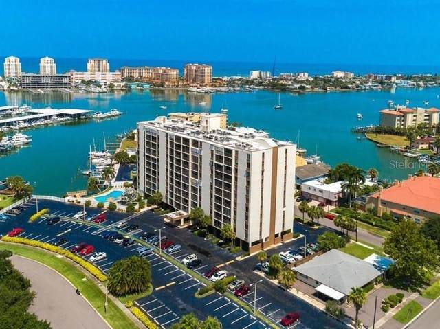 255 Dolphin Point #612, Clearwater, FL 33767 (MLS #O5884435) :: Ramos Professionals Group