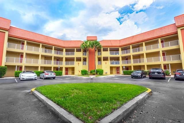 6337 Parc Corniche Drive #2313, Orlando, FL 32821 (MLS #O5884446) :: Keller Williams on the Water/Sarasota