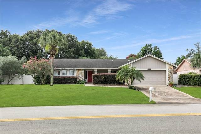 8364 Granada Boulevard, Orlando, FL 32836 (MLS #O5884448) :: Rabell Realty Group